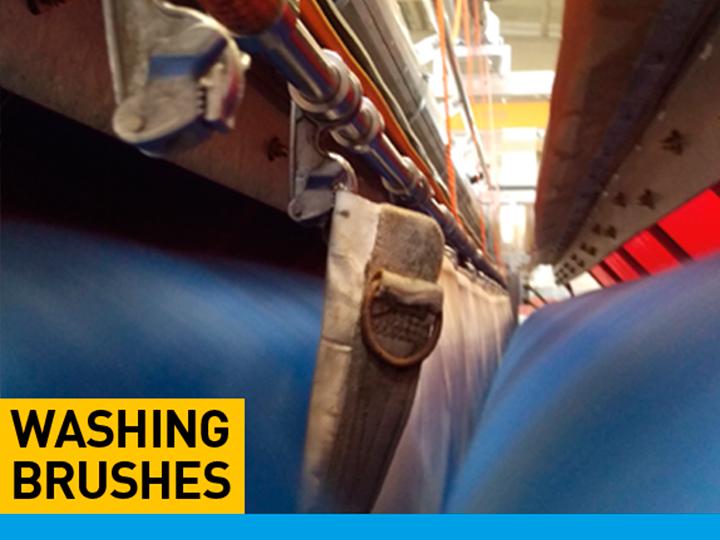 tent washing machine - Washing brushes